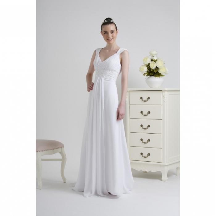 Фото - Свадебные платья в стиле ампир