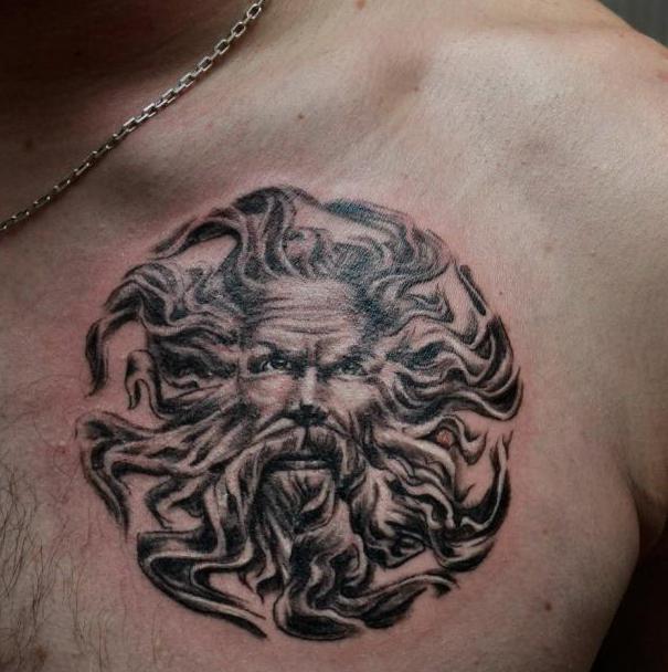 Татуировки рунами: значение, разновидности