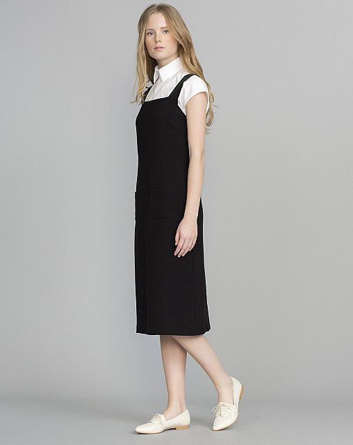 платья свободного кроя фото
