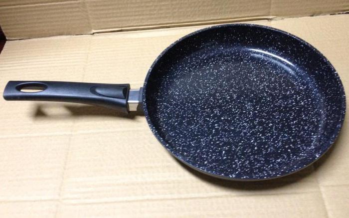 сковороды с каменным покрытием