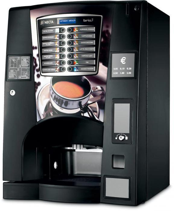 Установка кофейного аппарата