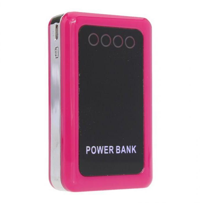 портативная зарядка для айфона