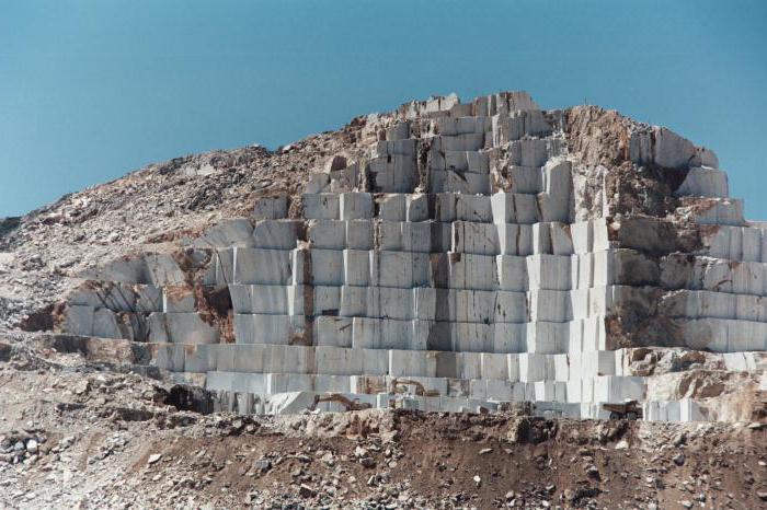 полезные ископаемые краснодарского края фото