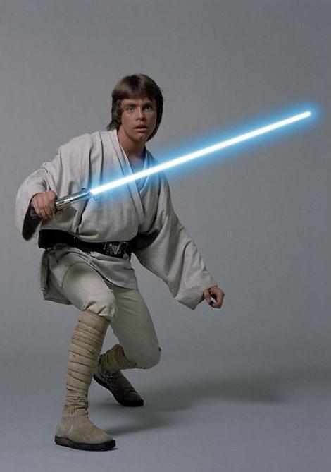 Звездные войны Люк Скайуокер