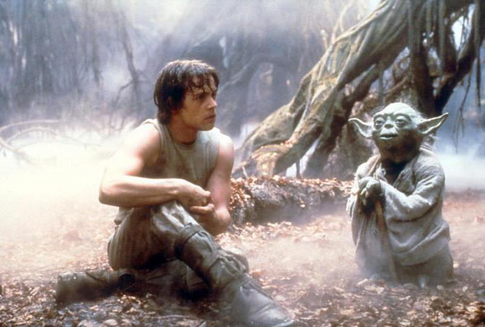 Кто играл Люка Скайуокера в Звездных войнах