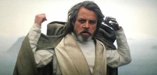 Рей из Звездных войн кем приходится Люку