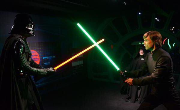 Звездные войны 7 кто играет Люка