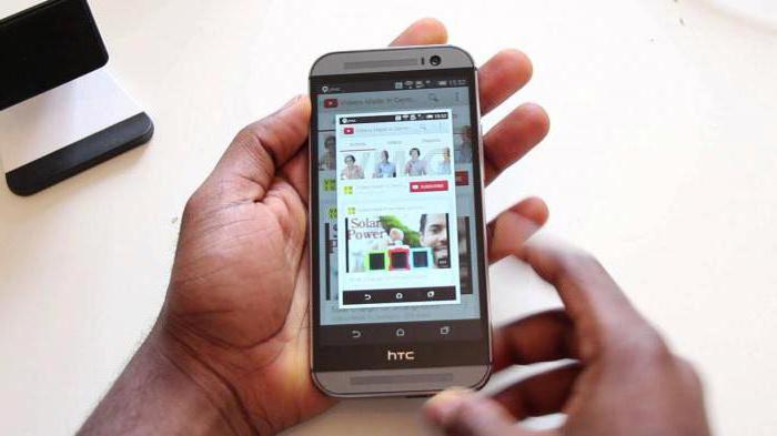 скриншот на телефоне htc