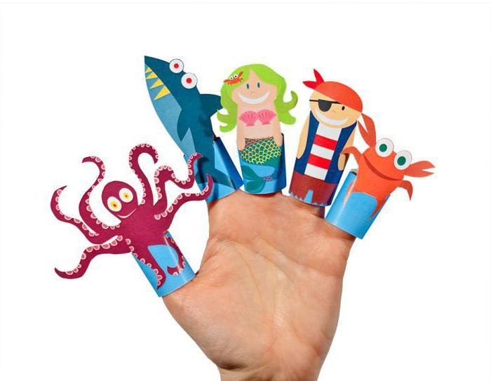 развитие моторики пальцев рук
