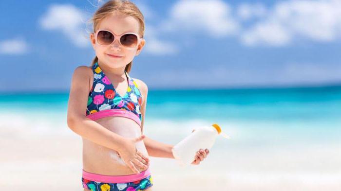 детский солнцезащитный крем spf 50
