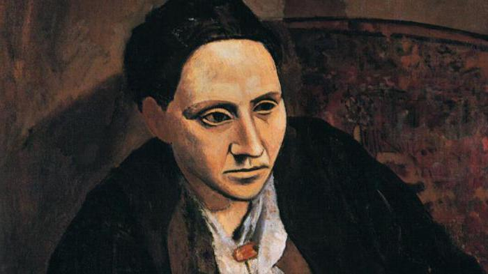 an analysis of the self portraits of gertrude stein and pablo picasso pablo picasso was the - Pablo Picasso Lebenslauf