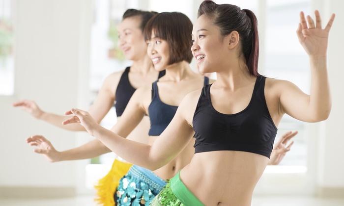 dance aerobics for beginners