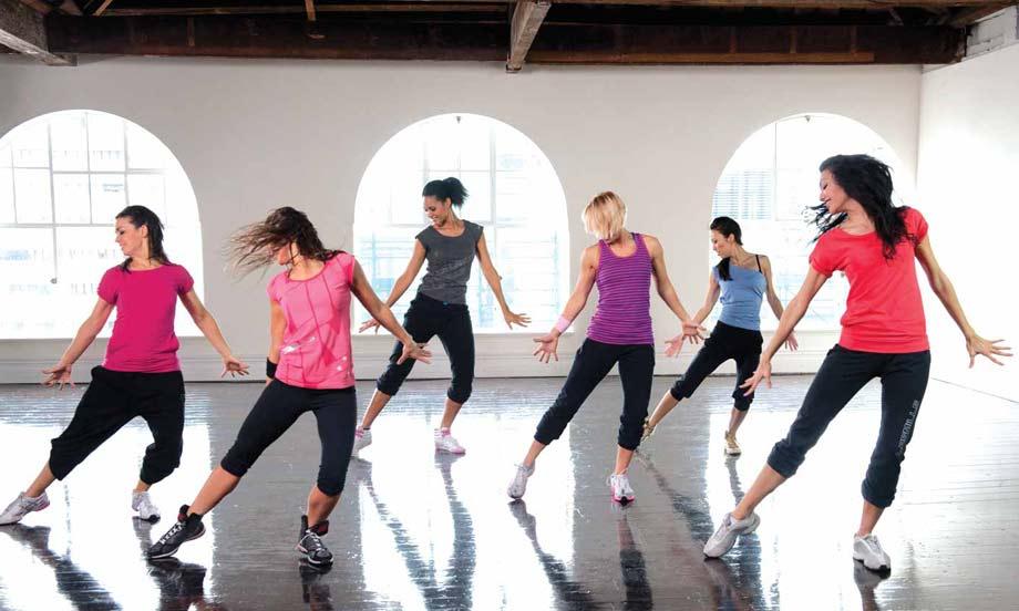 dance aerobics for weight loss beginners
