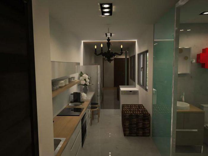 дизайнерский ремонт 1 квартиры
