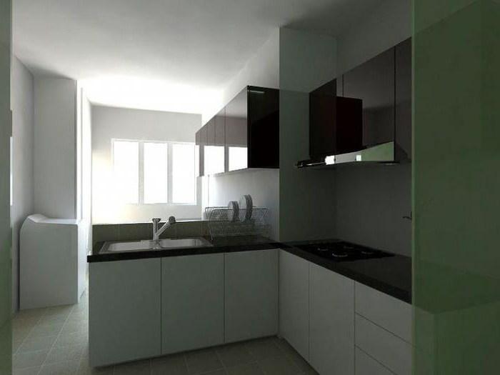 дизайнерский ремонт 2 комнатной квартиры