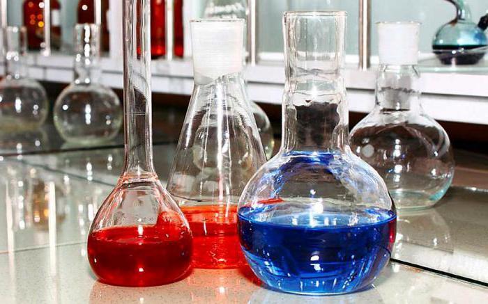 химия ля детей с 9 лет