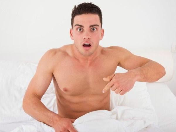 Стало выделяется мало спермы при секси