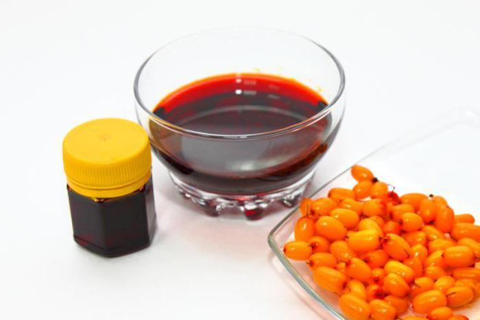 Польза и вред облепихового масла для желудка