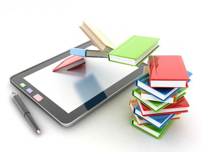 особенность электронного образовательного ресурса