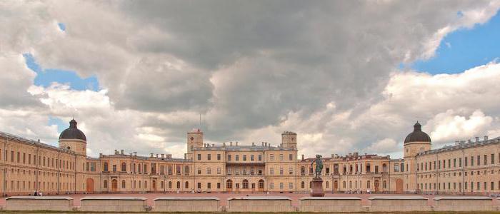 столица ленинградской области