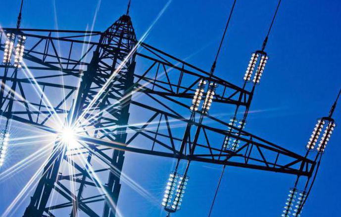 электроэнергия понятие суть