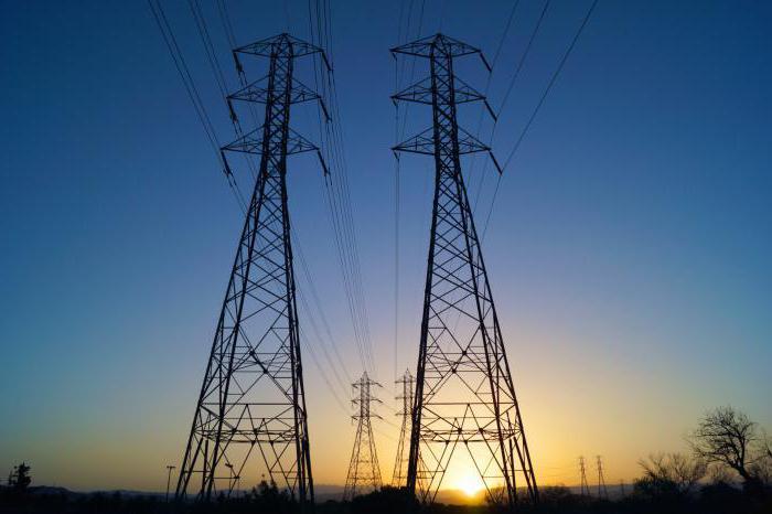 электроэнергия значение слова
