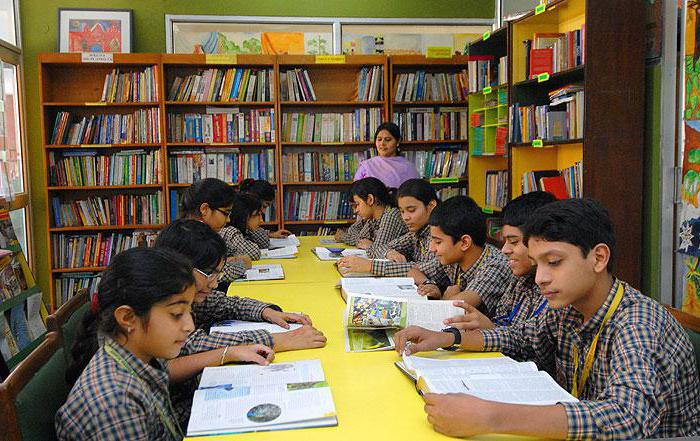 положение о правилах пользования школьной библиотекой