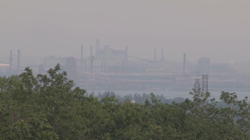 Фотохимический туман влияние на растения
