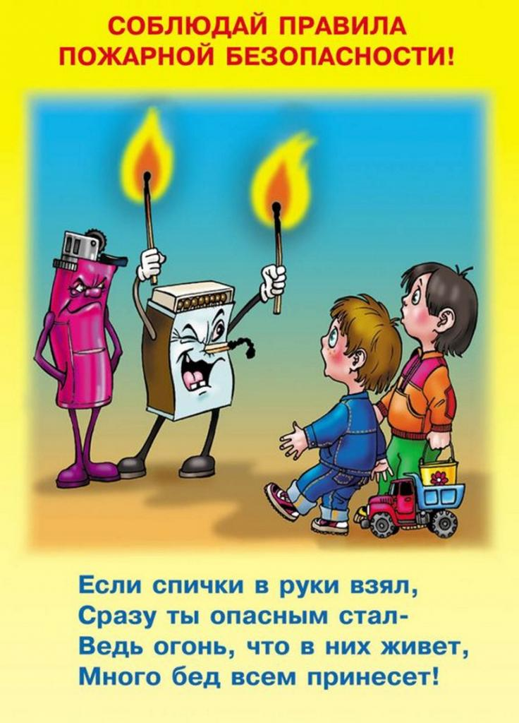 signs of fire safety
