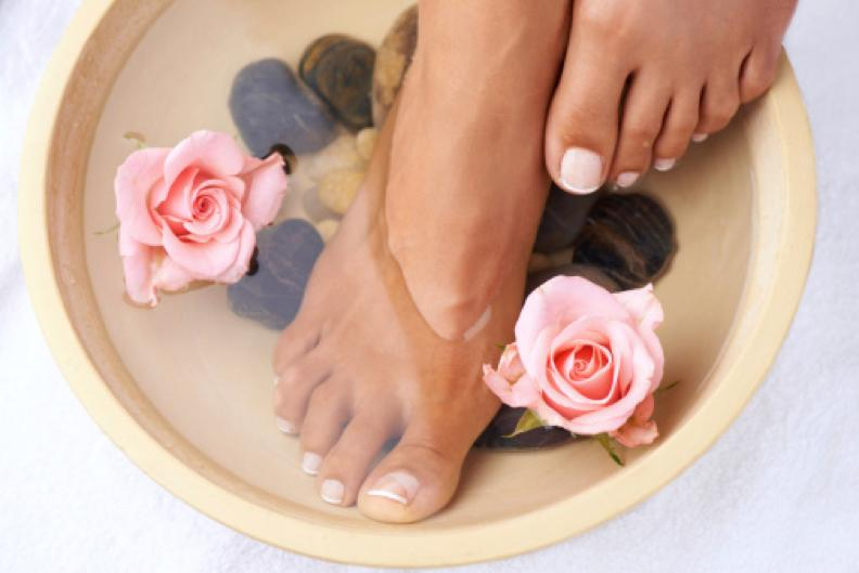 specificity of foot cream