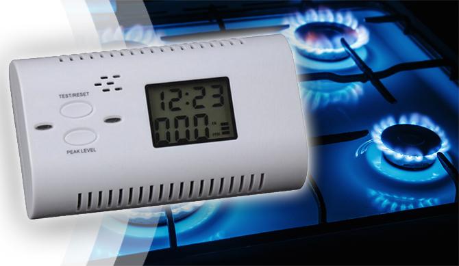 ПДК угарного газа: нормы. Датчик угарного газа с сигнализацией