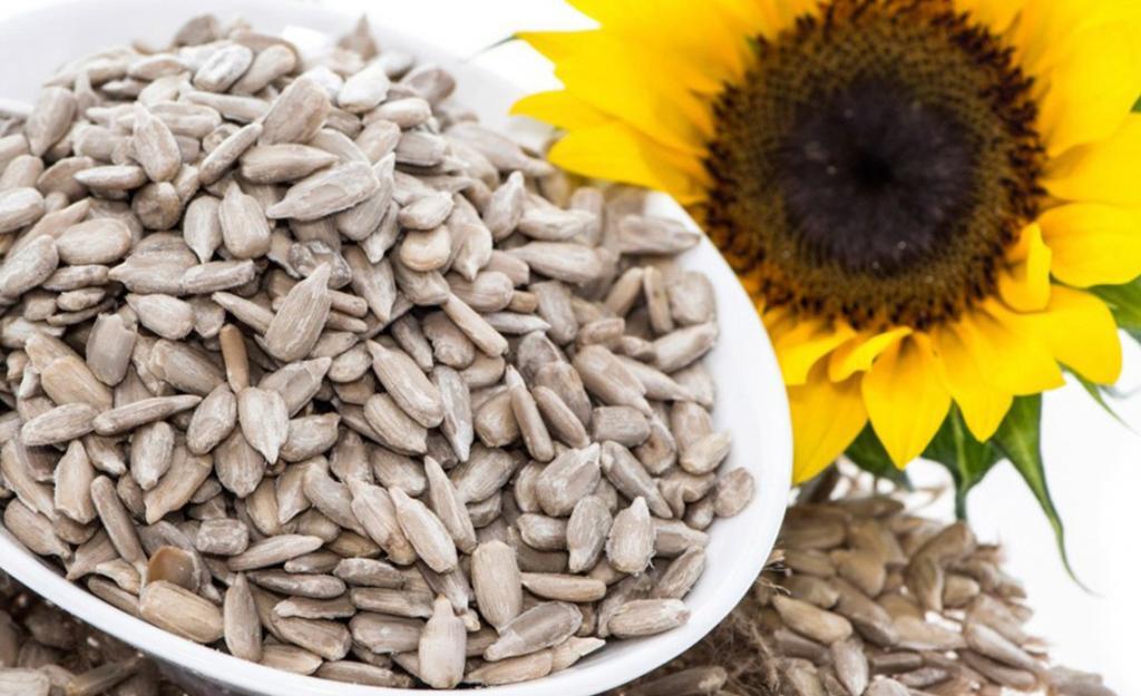сколько калорий в семечках подсолнуха