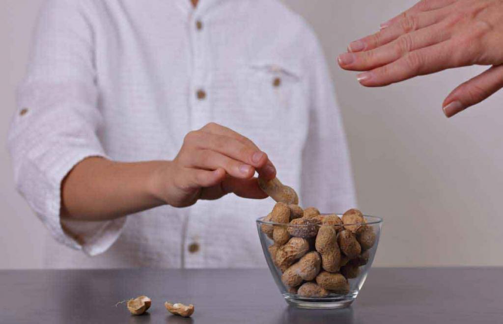 Какие есть витамины в арахисе?