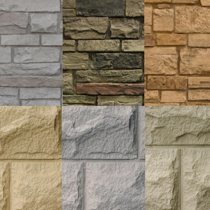 варианты строительных панелей для жилого дома