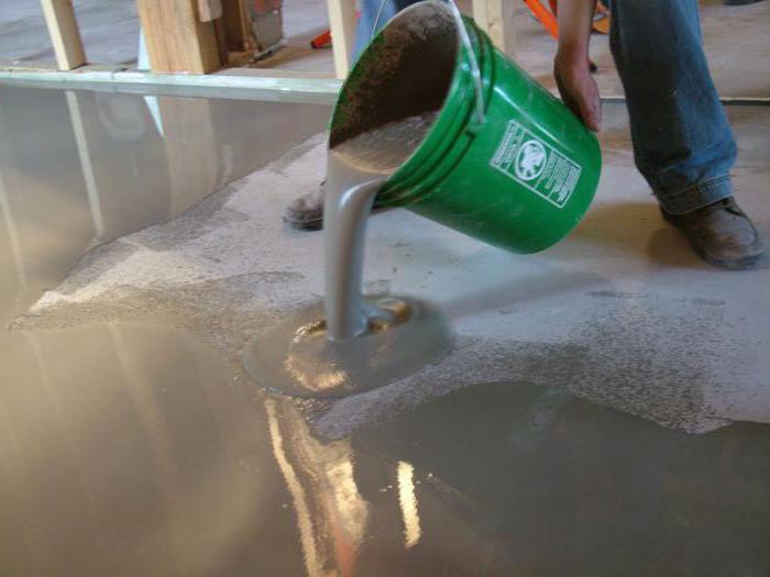 топпинги для бетона своими руками