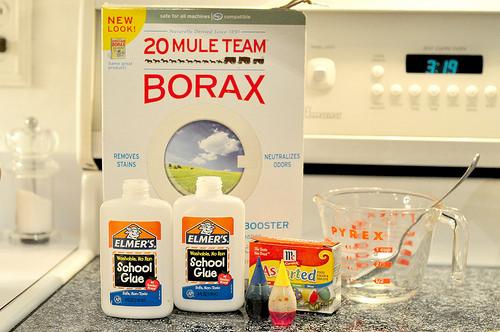 recipe how to make lizuna from glue pva