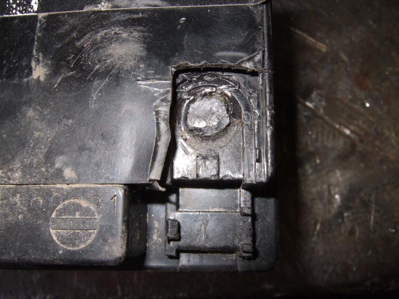 battery terminal repair