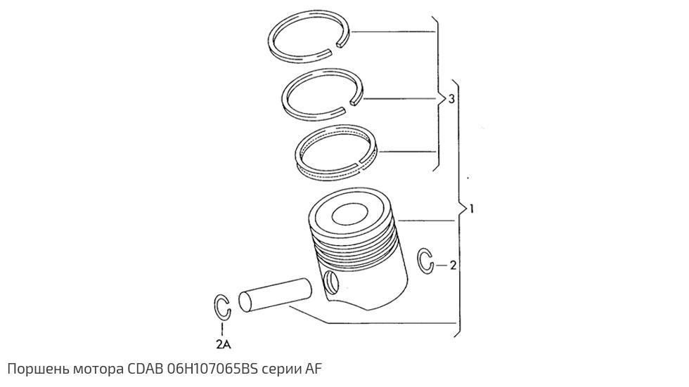 ремонт двигателя cdab 1 8