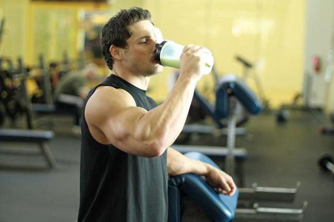 какое принимать спортивное питание для похудения