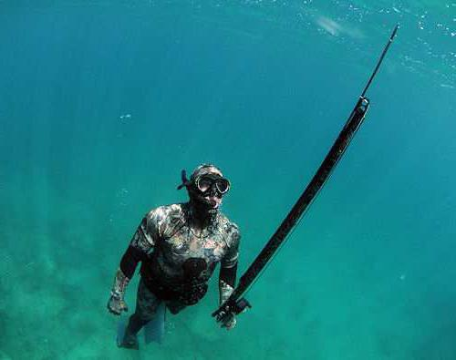 подводная охота ружья своими руками