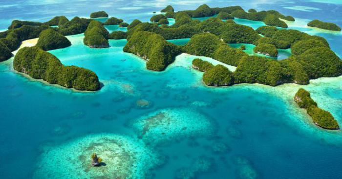 развития туризма в странах микронезии
