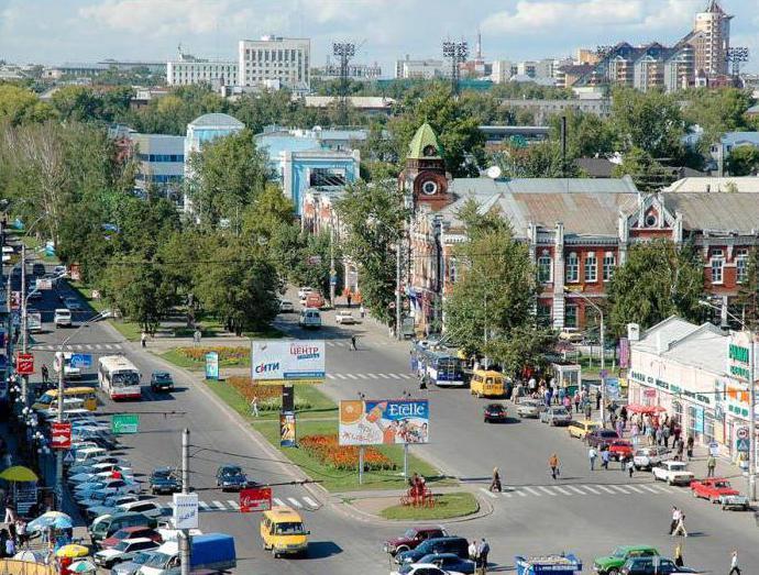 алтайский край города