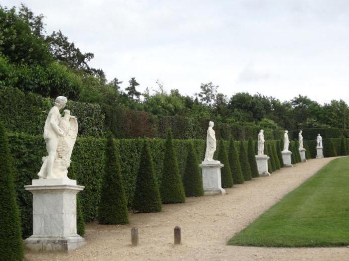 Garden sculptures: history, development stages and known examples