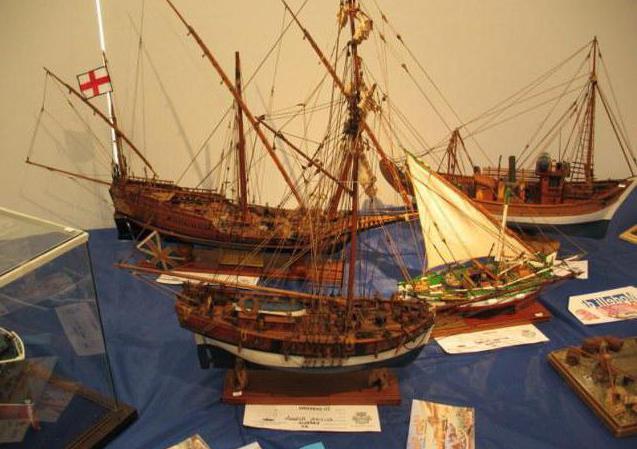 модель корабля из дерева своими руками