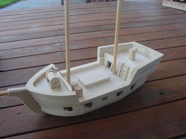 Сборные модели кораблей из дерева своими руками. Описание работы, чертежи
