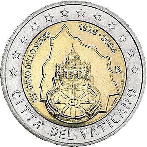 Разновидность редких монет - 2 евро юбилейные