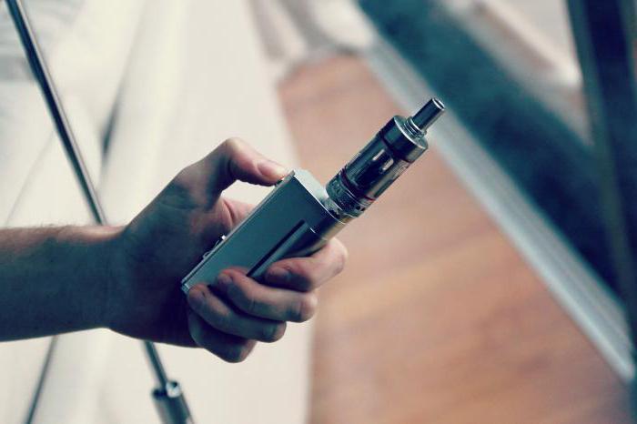 Электронная сигарета тонкая женская