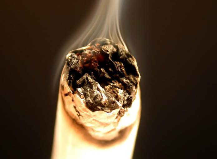 запах табака во рту хотя не курю
