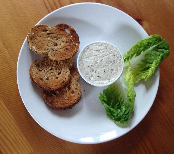 бутерброды с селедочным паштетом рецепты фото