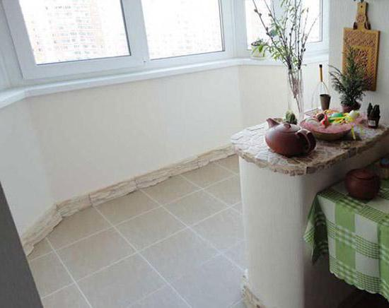 идеи для кухни совмещенной с балконом